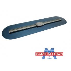 Lisseuse acier bleui extra large Marshalltown 152.4*31.4 cm