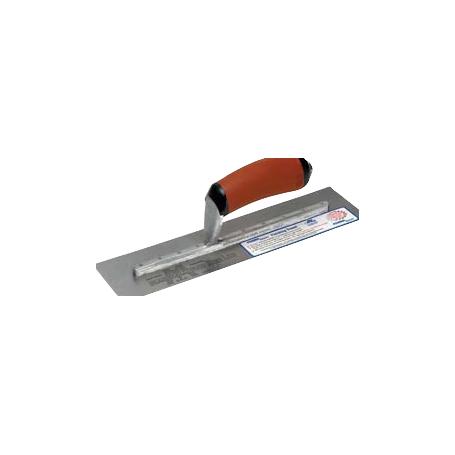 Lisseuse à main rectangulaire acier 36*13 cm