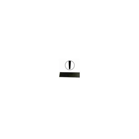 Rechange en caoutchouc lisse 61*8 cm