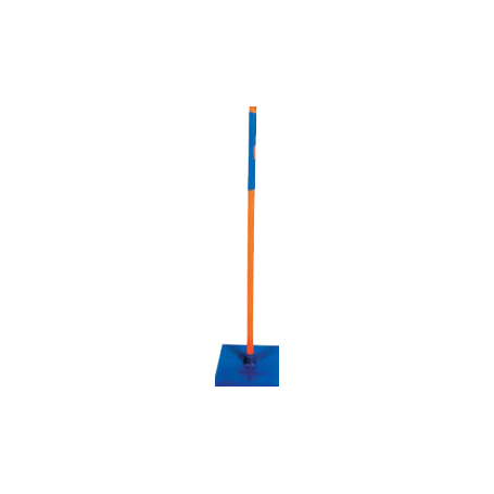 Batte légère pour béton imprimé 31*31 cm
