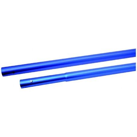 Manche aluminium pour taloche et lisseuse diamètre 4.5 cm