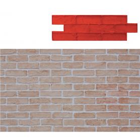 Matrice motif brique espagnole