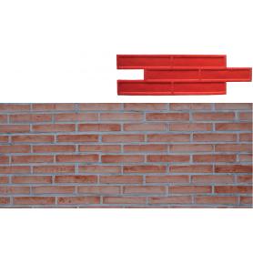 Matrice motif brique caravista liso
