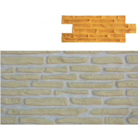 Matrice motif brique érodée ubrique