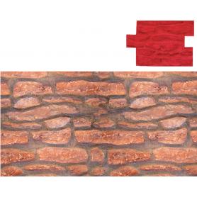 Matrice motif mur brut