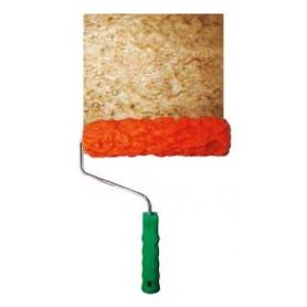 Rouleau à texturer roche brute