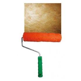 Rouleau à texturer pierre érodée