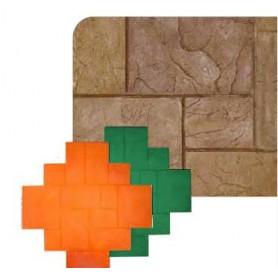 Kit matrice style dalle romaine rotative