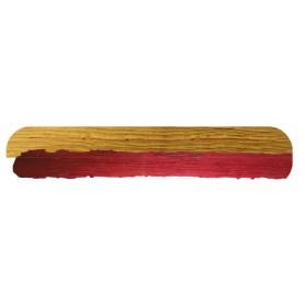 Matrice verticale peau écorce cèdre 180 x 25 cm