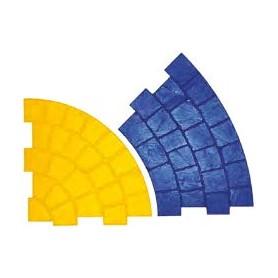 Matrice style pavé en cercle intérieur diamètre 75 cm