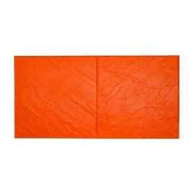 Matrice motif carré nouvelle angleterre 119 x 60 cm